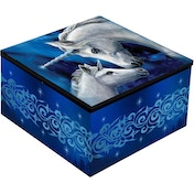 Sacred Love Unicorn Mirror Box