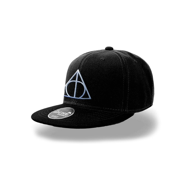 Harry Potter - Symbol Snapback Cap - Black