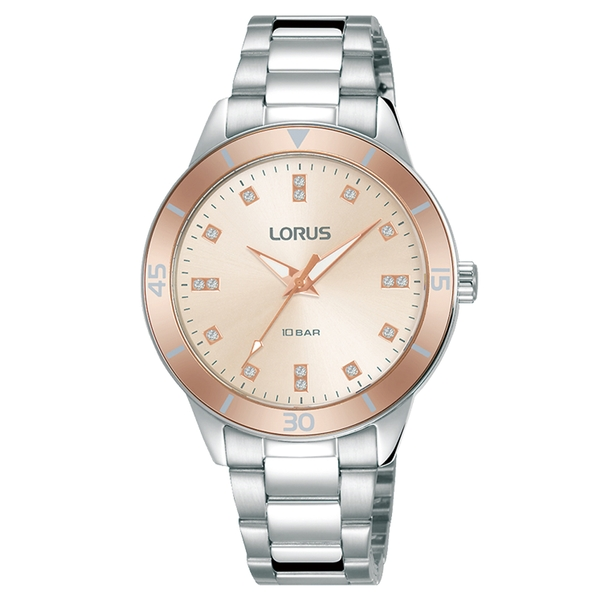 Lorus RG241RX9 Ladies Dress Titanium Bracelet Watch