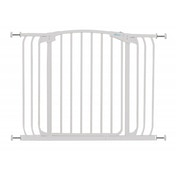 Dreambaby Auto-Close Standard Height Safety Hallway Metal Gate (White)