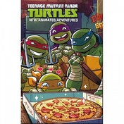 Teenage Mutant Ninja Turtles  New Animated Adventures: Omnibus: Volume 2