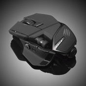 Mad Catz Game Smart R.A.T M Wireless Gaming Mouse (Matte Black)