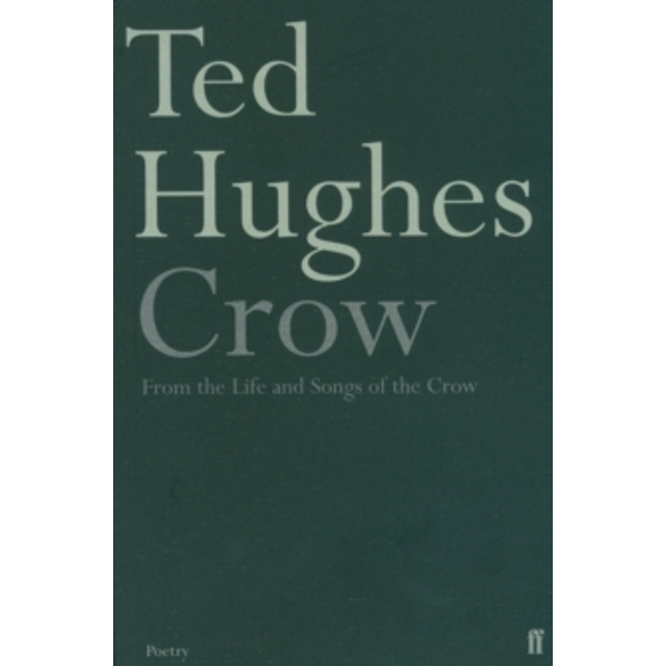 Crow by Ted Hughes (Paperback, 1974)