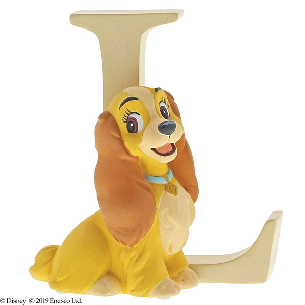 Lady (Lady And The Tramp) Letter L
