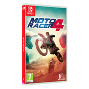 Moto Racer 4 Nintendo Switch Game