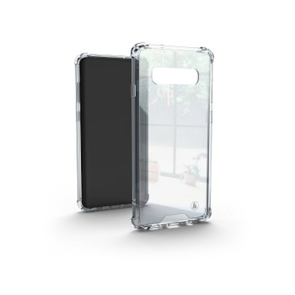 "Hama""Glass"" Protective Case for Samsung Galaxy S10+ Transparent"