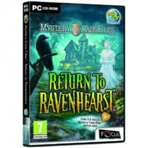 Mystery Case Files Return To Ravenhearst Game PC