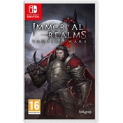 Immortal Realms Vampire Wars Nintendo Switch Game
