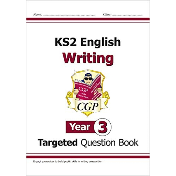New KS2 English Writing Targeted Question Book - Year 3  Paperback / softback 2018