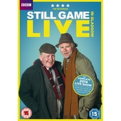 Still Game Live in Glasgow DVD