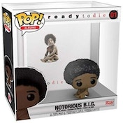 Notorious B.I.G. with Case Funko Pop! Vinyl Albums #1