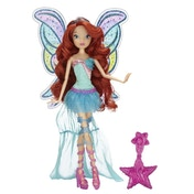 Bloom - Winx Club 11.5-inch Deluxe Fashion Doll Harmonix