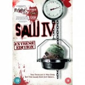 Saw 4 - Extreme Edition DVD