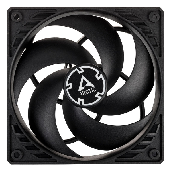 Arctic Cooling P12 Silent Black Fan - 120mm