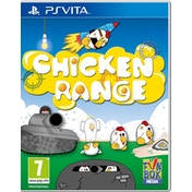 Chicken Range PS Vita Game
