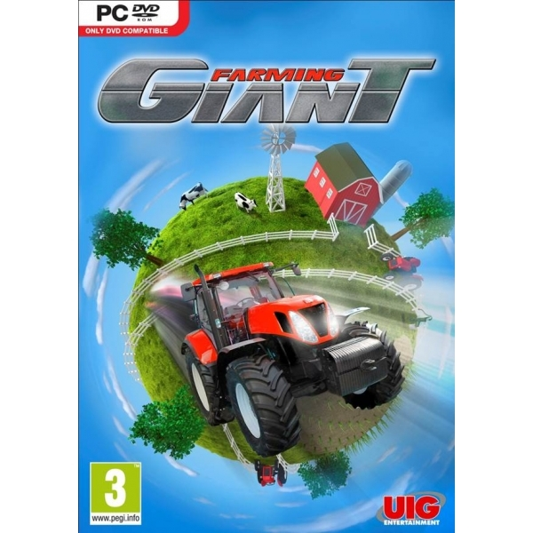 Farming Giant Game PC