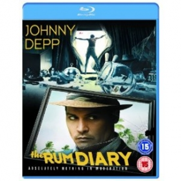 The Rum Diary Blu-Ray - Image 1