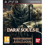 Dark Souls II 2 Black Armour Edition Game PS3