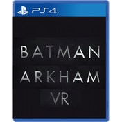 Batman Arkham VR PS4 Game (PSVR)