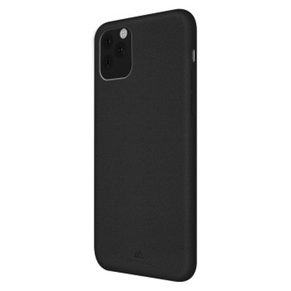 Black Rock Eco Case for Apple iPhone 11 Pro Vegan Biodegradable Without Plastic Black