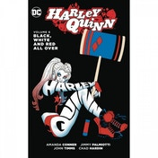 Harley Quinn  Volume 6: Black White & Red All Over