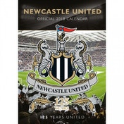 Newcastle United F.C Official 2018 Calendar