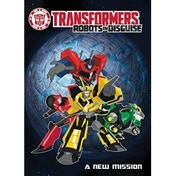 Transformers Robots in Disguise A New Mission