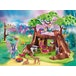 Playmobil Fairies Forest House Playset - Image 2