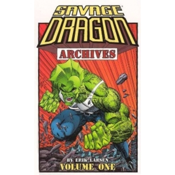 Savage Dragon Archives Volume 1
