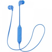 JVC HAFX21BTAE Powerful Sound Wireless Bluetooth In Ear Headphones Blue