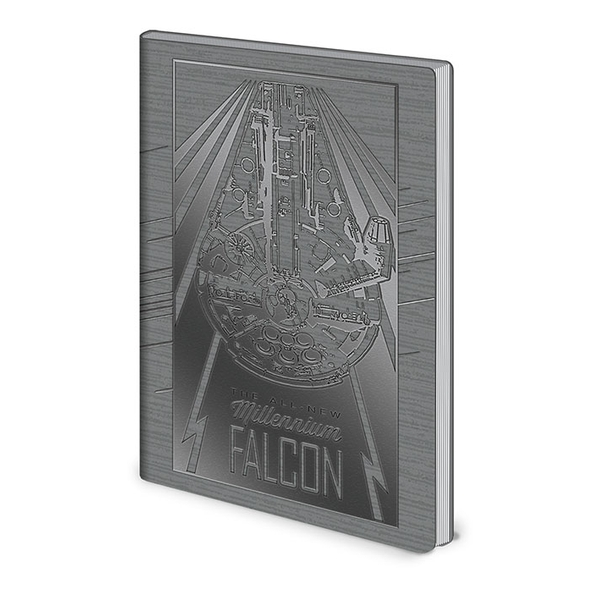 Solo: A Star Wars Story - Millennium Falcon Notebook