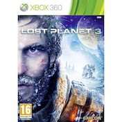 Lost Planet 3 Game Xbox 360