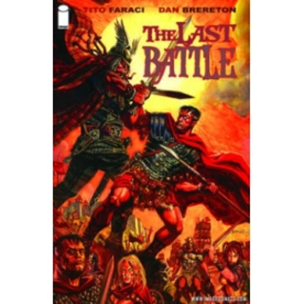 Last Battle One-Shot by Tito Faraci (Paperback, 2012)