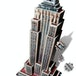 Wrebbit 3D Empire State Building Jigsaw Puzzle - 975 Pieces - Image 2