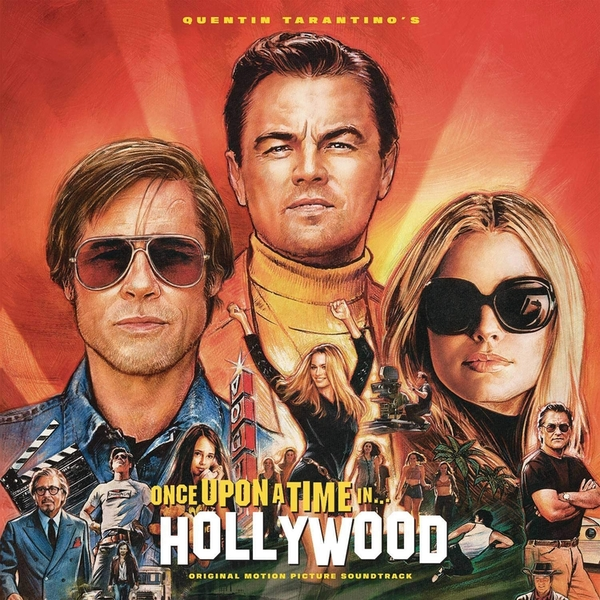 Various - Once Upon A Time In Hollywood (Original Motion Picture Soundtrack) Vinyl