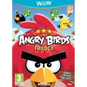 Angry Birds Trilogy Game Wii U