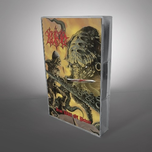 Urn ‎- Iron Will Of Power Cassette