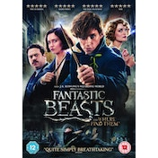 Fantastic Beasts and Where To Find Them DVD   Digital Download