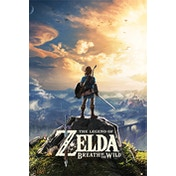 The Legend Of Zelda: Breath Of The Wild - Sunset Maxi Poster
