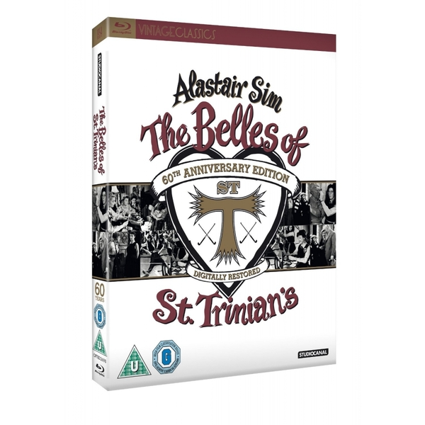 The Belles Of St Trinians - 60th Anniversary Edition Blu-ray