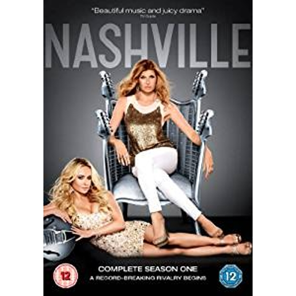 Nashville - Season 1 DVD