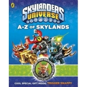 Skylanders A to Z of Skylands Hardback Guide Book