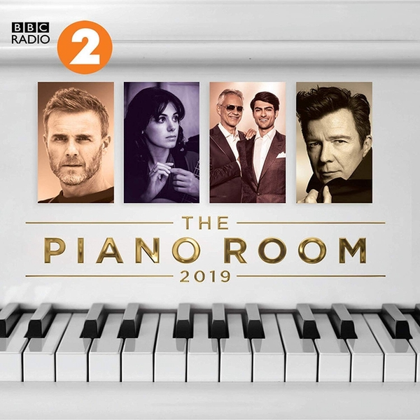 BBC Radio 2 - The Piano Room 2019 CD