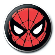 Marvel Retro - Spider-Man Icon Badge