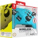 Afterglow Wireless Faceoff Deluxe Controller for Nintendo Switch | Camo Blue - Image 6