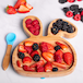 Bamboo Baby Suction Plate | M&W Bunny - Image 2