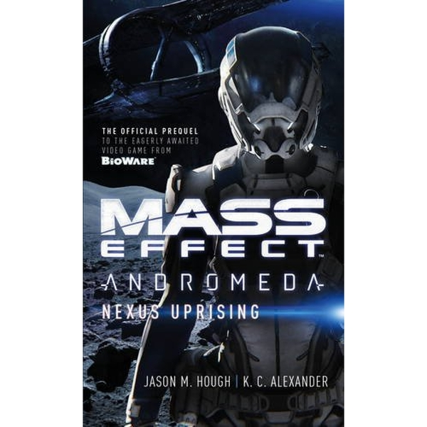 Mass Effect : Nexus Uprising Paperback