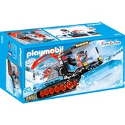 Playmobil Family Fun Snow Plough