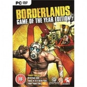 Borderlands Game Of The Year Edition (GOTY) Game PC