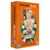 Orange Is the New Black Season 1-3 DVD